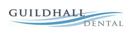 Guildhall dental footer logo