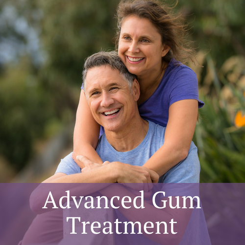 Advanced Gum Treatment