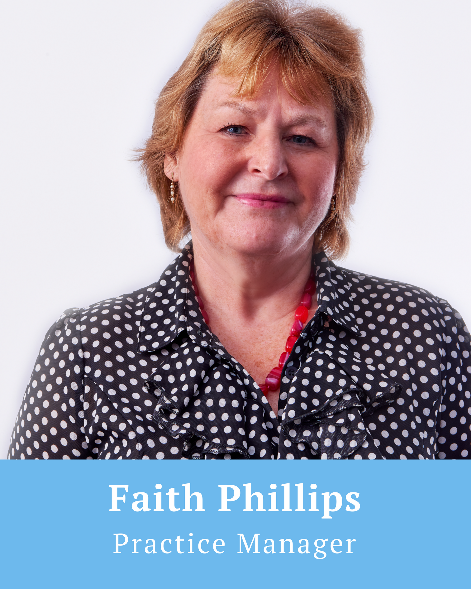 faith phillips practice manager
