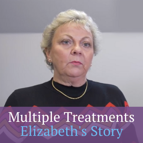 Elizabeth's Multiple Treatments Story